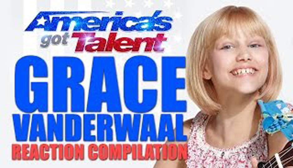 Television: Back  up  Choir  for  Grace  Vanderwaal  Holiday  Special